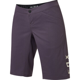 Fox Ranger Pantaloncini Donna, dark purple